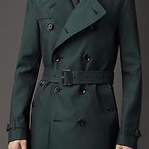 Men's Burberry Trench Coat Photo