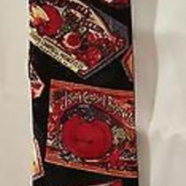 Men's Campbell's Soup Neck Tie Vintage 1994 Collectors Item  Photo