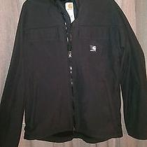 Men's Carhartt Nylon Jacket - Size Medium - Water Resistant Photo