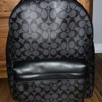 Mens Coach Backpack Photo