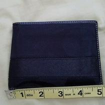 Men's  Coach Bilfold Wallet  Photo