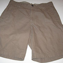 Men's Columbia Outdoor Shorts With Omni-Shield W34/l9 Photo