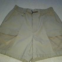 Men's Columbia Pfg Fishing Shorts Size Small  Photo