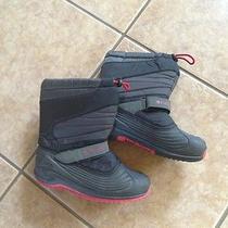 Men's Columbia Sporswear  Snowhawk Winter  Boots Plus Wool Liner Men Size7 M  Photo