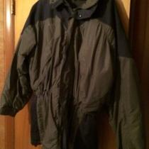 Men's Columbia Winter Coat Photo