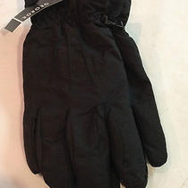 Men's Commuter Gloves One Size Fits Most Black by George Insulated  Photo