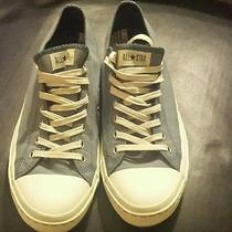 Men's Converse Low Top Sneakers Size 11.5 Like New Photo