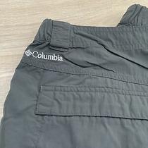 Mens Dark Gray Columbia Omni-Shield Pants Size 38/32 Photo