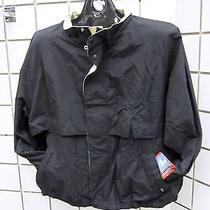 Men's Dickie Blk/tan Water Resistant  Jacket Size 2xl  Photo