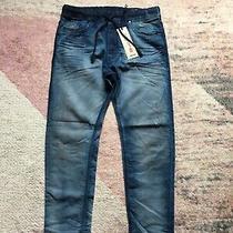 Mens Diesel Narrot Ne 0682g Jogg Stretch Jeans W32 L30 Photo