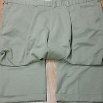 Men's Dockers Beige Golf Pant Microfiber 44x29.5  P01 Photo