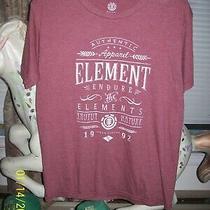 Men's  Element (Kohl's) Regular Fit Ss Graphic T-Shirt  -  Medium Photo