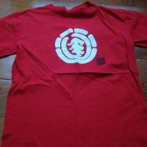 Men's Element T-Shirt Size Small Nwot Photo