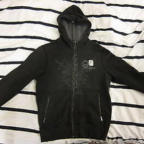 Men's Express Graphic Hoodie Small  Photo