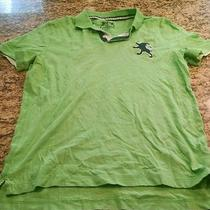 Men's Express Polo Shirt Bright Green L Photo