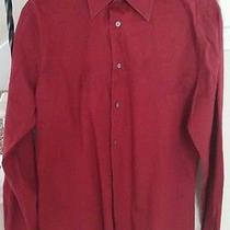 Men's Express Red Shirt Large  Photo