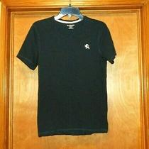 Men's Express v-Neck Tee Short Sleeve T-Shirt Size Xs Photo
