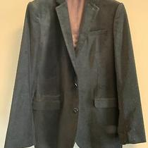 Mens Express Velvet Producer Fitted Sports Coat / Jacket - Size 42 L Photo