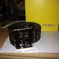 Men's (Fendi)  Designer Belt Photo