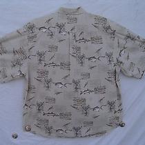 Men's Fishing  Shirt - L  - Short Sleeve  5 Photo