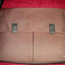 Men's Fossil Mercer Messenger Laptop Tablet Portfolio Bag Case New With Tags Photo