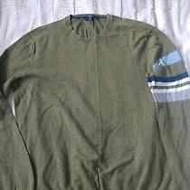 Men's Gap Green Sweater Size Medium Photo