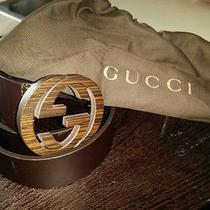 Men's Gucci Belt Photo