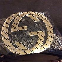 Men's Gucci Belts Size 38 Photo