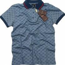 Men's Gucci Polo Size Medium Photo
