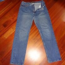 Men's Guess 070 Button-Fly European Fit Jeans (30x31) Style 25070rg Photo