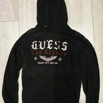 Men's Guess Hoodie Size L - Cost 90 Photo