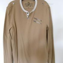 Men's Guess Long Sleeve T-Shirt Photo