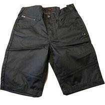 Mens Guess Shorts Gray Size 30 Photo