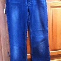Men's h&m Denim Boot Regular Size 32x32 Ships Free Photo