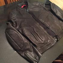 Men's Hugo Boss Motorcycle Jacket Size M Photo