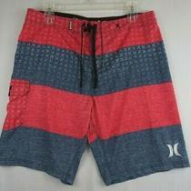 Men's Hurley Board Shorts Size 38 Photo