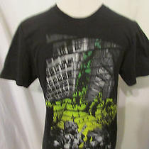 Men's Hurley T Shirt Small Grapic the Birds  Photo