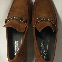 Men's Italian Shoes Donald J. Pliner Nwot Photo