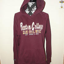 Men's Jansport Dark Purple Boston College Eagles Hoodie Size Medium Photo