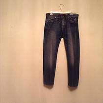 Men's Jeans Ed Hardy by Christian Audigier  Button Fly Size 32 Photo