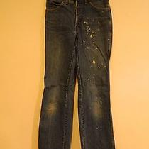 Men's Jeans Paint Speckled (Size 31) Photo