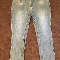 Men's Kenneth Cole Reaction Jeans Blue Slim Fit (3832) Photo