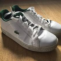 Men's Lacoste Low Top Casual Sneakers Size 12 Photo