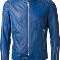 Men's  Lamb  Nappa  Leather  Jacket   Photo
