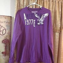 Men's Large American Eagle Outfitters Shirt Vintage  Photo