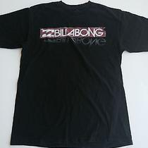 Men's Large Billabong Black T-Shirt Photo