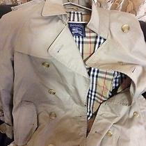Men's Large Burberry Trench Photo