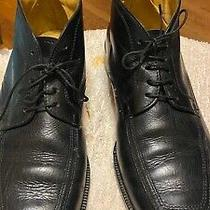 Mens Leather Bally Ankle Chukka Boots Size 9 1/2d-No Reserve  Photo