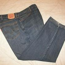 Men's Levi's 550 Jeans - Size 52 X 30 - Relaxed Fit Photo