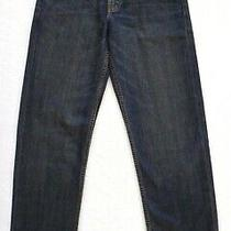 Men's Levi Strauss Signature Loose Fit Bootcut Jeans Size 29x30 Photo